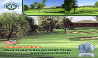 Muirfield Village GC Clams Edition logo