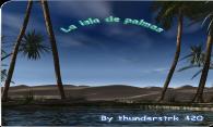 La Isla de Palmas logo