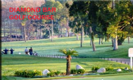 Diamond Bar Golf Course logo