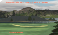 Rancho de la Luna - Lake Course logo