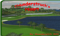 Thunderstruck`s Resort and Golf logo