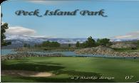 Peck Island Park 2007 logo
