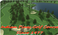 Indian Pines Golf Course logo