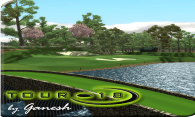 Tour - 18 Houston logo