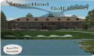 Moosehead Golf Resort logo