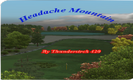 Headache Mountain logo