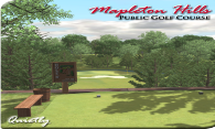 Mapleton Hills Golf Course logo