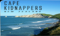 Cape Kidnappers logo