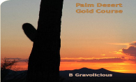 Palm Desert - Gold Course logo