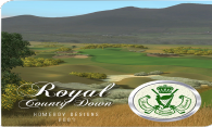 Royal County Down logo