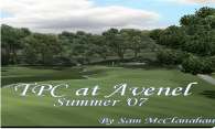 TPC at Avenel Summer logo