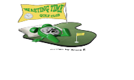 Wasting Time Golf Club logo