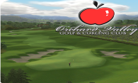 Orchard Valley Golf & Curling Club updated logo