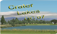 Crater Lakes GC 07 logo