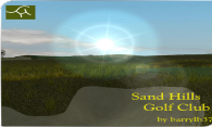 Sand Hills Golf Club logo
