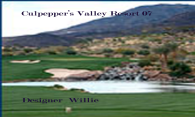 Culpeppers Valley Resort 07 logo