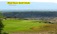 Red Sun Golf Club logo