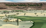 Thunder Valley Oasis G.C. logo