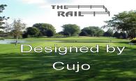Rail Golf Club `The Rail Course` logo