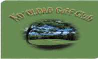 Ko`olau Golf Club logo