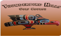 Thunderbird Hills logo