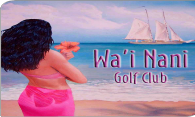 Wa`i Nani Golf Club logo