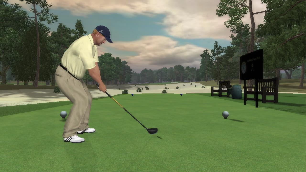 Picture of The Johnny Walker Red Course - click to view original size