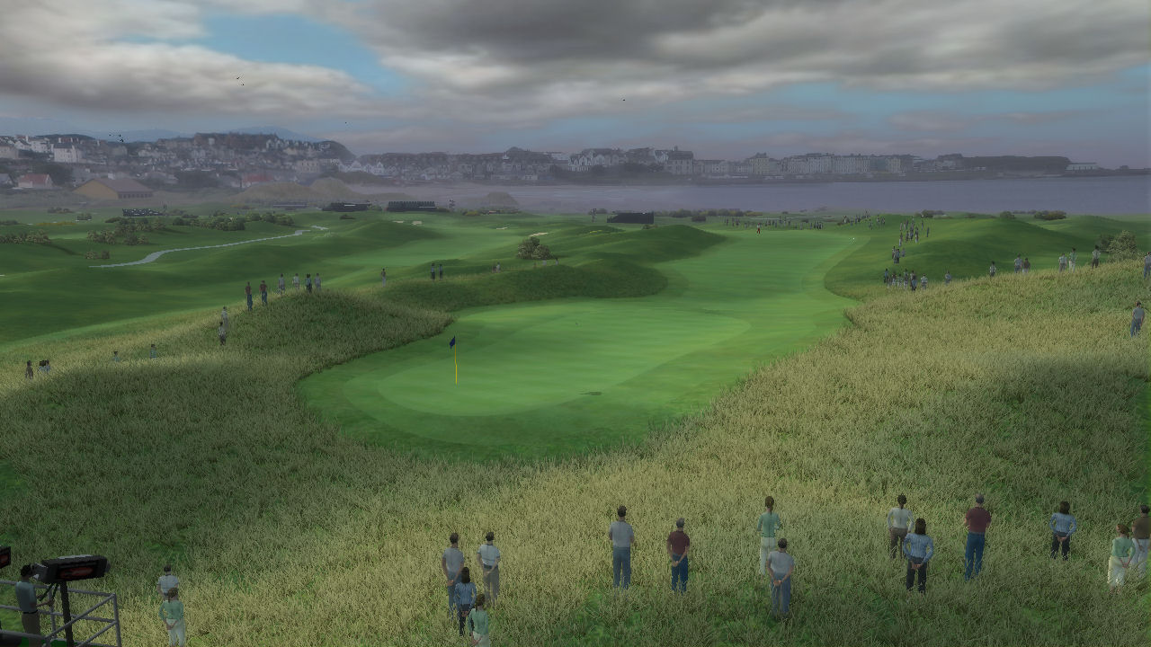 Picture of Royal Portrush (Texmod version) - click to view original size