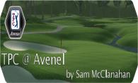 TPC at Avenel 08 logo