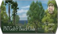 FNT Golf & Beach Club logo