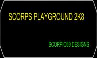 Scorps Playground 2K8 logo