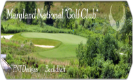 Maryland National Golf Club 2008 logo