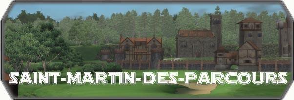Saint-Martin-des-Parcours logo