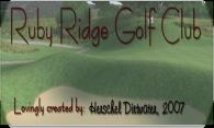 Ruby Ridge Golf Club logo