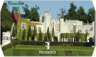 Wentworth Club - West course logo