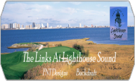 The Links at Lighthouse Sound logo