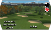 Cherry Hills Golf & Country Club 08 logo