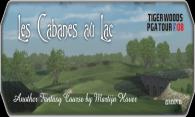 Les Cabanes au Lac logo