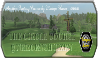 The Circle Course @ Nergenshuizen logo