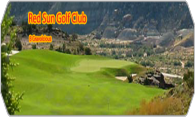 Red Sun Golf Club `08 logo