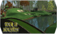 Tour 18 Houston 08 logo