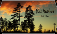 Pine Meadows Golf Club logo