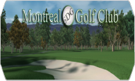 Montreal SDG Golf Club logo
