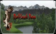 RedHawk Pass C. C. logo