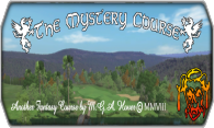 The Mystery Course logo