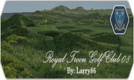 Royal Troon Golf Club 08 logo