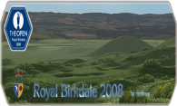 Royal Birkdale the Open logo