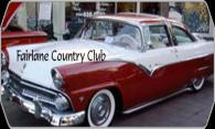 Fairlane Country Club logo