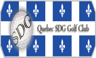 Quebec SDG Golf Club logo