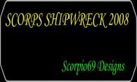 Scorps Shipwreck 2008 logo